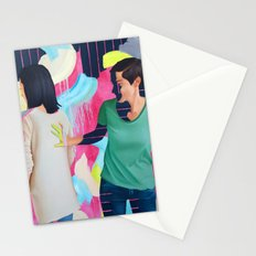 Katie and Chloe II Stationery Cards