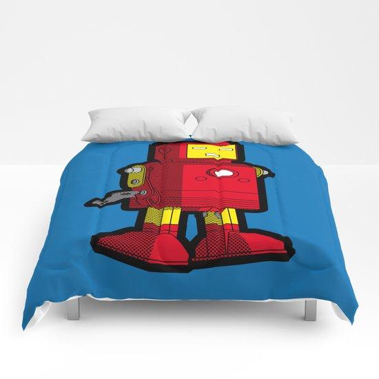 Iron Toy Comforters