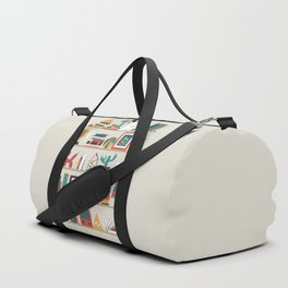 The shelf Duffle Bag