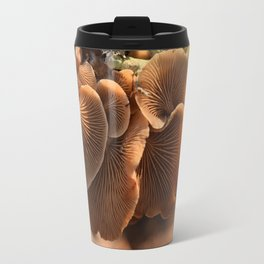 Among the Mushrooms 1 Travel Mug