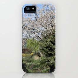 Flower Photography by Lea Katharina iPhone Case