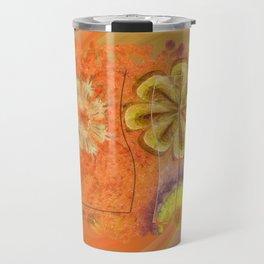 Dorsel Trance Flower  ID:16165-115815-42891 Travel Mug