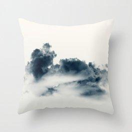 Storm Clouds #2 Throw Pillow