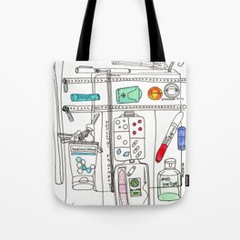 What's In Your Bag Tote Bag