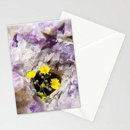 Amethyst 2 Stationery Cards