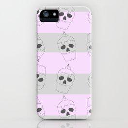 Skullcake iPhone Case