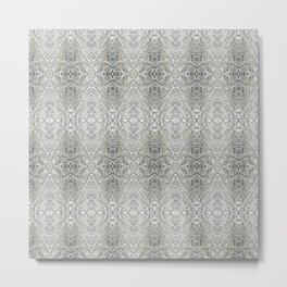 SnowVines Metal Print