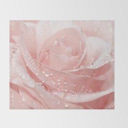 Rose 96 Throw Blanket