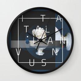 Italian Venus #everyweek 46.2016 Wall Clock