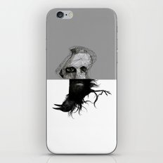 Everything in its right place iPhone & iPod Skin