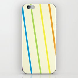 Finding the Rainbow iPhone Skin