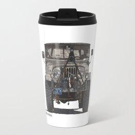 Jeep No.1 Travel Mug