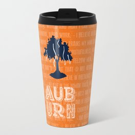 Auburn Creed Travel Mug