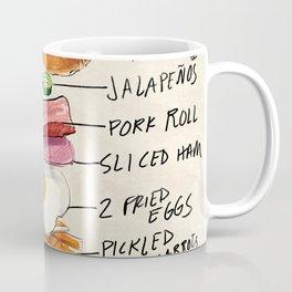 Banh Mi Sandwich Recipe Coffee Mug