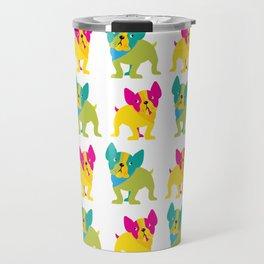 Charlie chihuahua Travel Mug