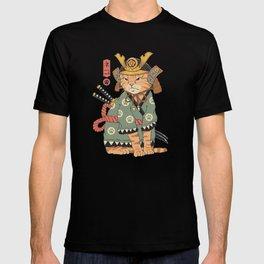 Neko Samurai T-shirt
