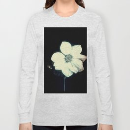 White Dahlia, Christmas Star Long Sleeve T-shirt