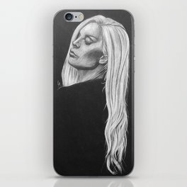Stefani Germanotta iPhone Skin