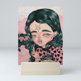 ZEPHIRINE Mini Art Print
