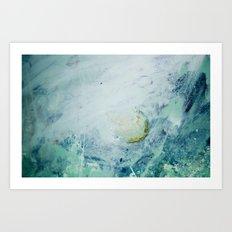 Painting #3 Art Print