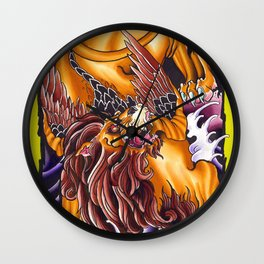 griffin Wall Clock