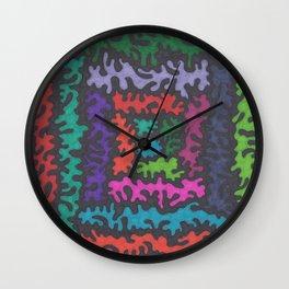 Instillation 6 Wall Clock