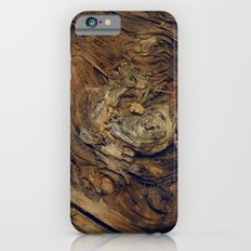 Bark Patterns iPhone 6s Slim Case