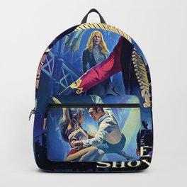 The Greatest Showman Poster Backpack