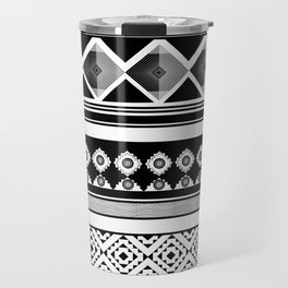 Modern Black 2 Travel Mug