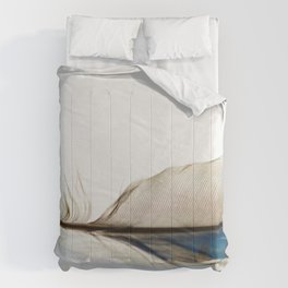 Blue Jay Feather Comforters
