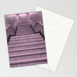 Tube Stairs Stationery Cards