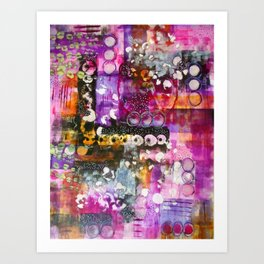 The Cesare - Bold and Beautiful Art Print