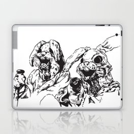 Easter Heist: We Came for Carats Laptop & iPad Skin