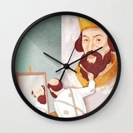 Ego (king) Wall Clock