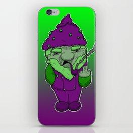 Toxic Gnome iPhone Skin