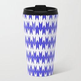 Yabane in PANTONE Ultra Violet Travel Mug