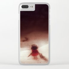 We'll Go Together (landscape) Clear iPhone Case