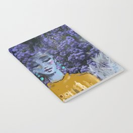 California Lilac Notebook