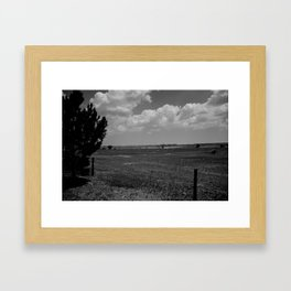 Dry Framed Art Print