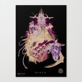 The Four Horsemen - Death Canvas Print
