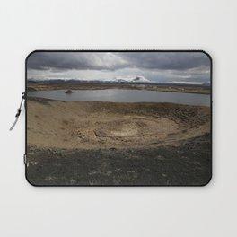 Iceland - Myvatn Laptop Sleeve
