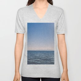 Ocean Breeze Unisex V-Neck