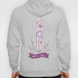 NOT A DOLL Hoody