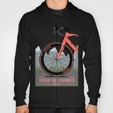 Tour De France Bike Hoody