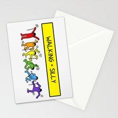 Pop Shop Silly Walks Stationery Cards