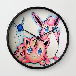 Hey, Look, Listen! Wall Clock