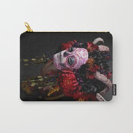 Midnight Muertita Harvest Carry-All Pouch
