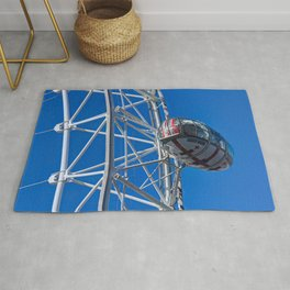 The London Eye Rugby World Cup Rug