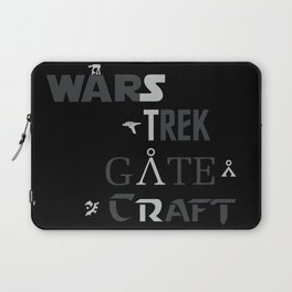 Geek All Stars Laptop Sleeve