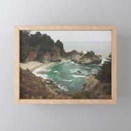 Big Sur - Julia Pfeiffer Framed Mini Art Print